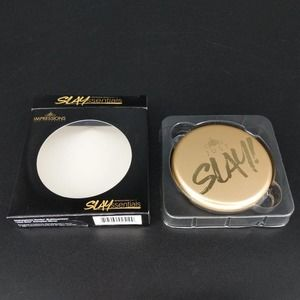 """Impressions """"Just Slay"""" Compact Magnifying Mirror"""
